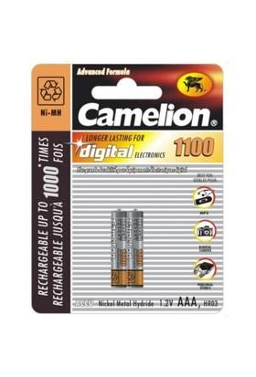 Camelion BT-FO20013 2' li Şarjlı Pil ( AAA - İnce) NI-MH 1100MAH