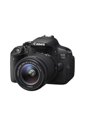 Canon Eos 700D 18-55 Dc Dslr Fotoğraf Makinesi (İthalatçı Garantili)