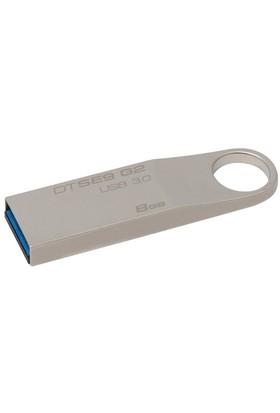Kingston 8GB USB 3.0 Mini Metal USB Bellek DTSE9G2/8GB