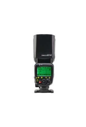 Shanny Sn600ex-Rf Master Ttl Speedlite Harici Flaş (Canon Uyumlu)