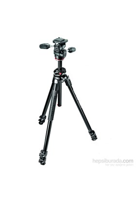 Manfrotto Mk290dua3-3W 290 Dual Kıt 3 Way Head
