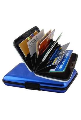Uygun Alüminyum Kredi Kartlık Cüzdan