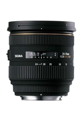Sigma 24-70MM F/2.8 EX DG HSM Asp If Objektif 272002475