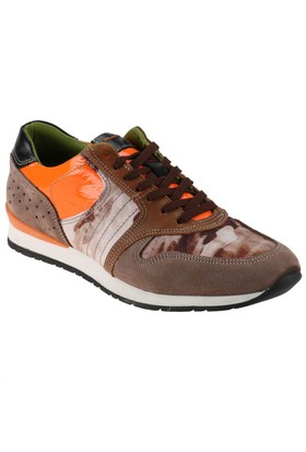 Coxx Mn2100 M 6686 Kahverengi Erkek Deri Ayakkabı