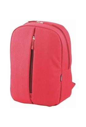 "Classone Roma Medium 13-14 "" Kırmızı Notebook Sırt Çantası BP-M302"