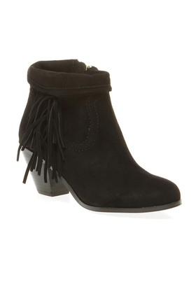 Sam Edelman Louie A4863L1001 Kadın Ayakkabı Black Kıd Suede