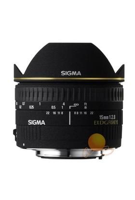 SIGMA 15MM F/2.8 EX DG DIAGONAL FISHEYE OBJEKTİF (272000015)