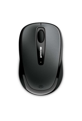 Microsoft Wireless 3500 Mobile Mouse Metalik Gri (GMF-00008)