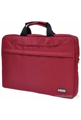 """Classone Mila Top Loading Serisi TL2562 15.6"""" Kırmızı Notebook Çantası"""