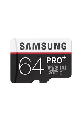 Samsung 64GB MicroSD Pro Plus Class10 95mb/sn Hafıza Kartı + SD Adaptör MB-MD64DA/TR