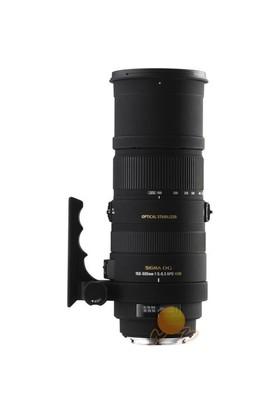 Sigma 150-500mm F/5-6.3 APO DG OS HSM RF Objektif (271150500)