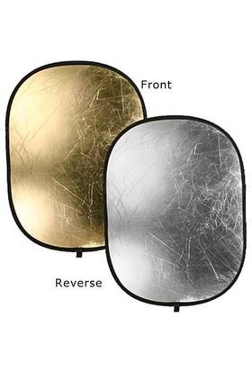 Somita Mx-8204 102X168 Gold/Silver Çift (Altın/Gümüş) Taraflı Yansıtıcı