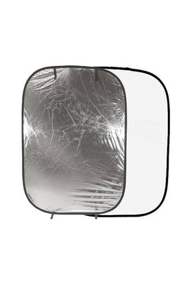 Somita Mx-8205 91X122 Cm White/Silver (Beyaz/Gümüş) Çift Taraflı Yansıtıcı