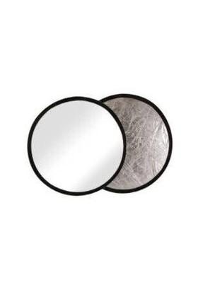 Weifeng 100 Cm White/Silver (Beyaz/Gümüş) Çiftli Yansıtıcı