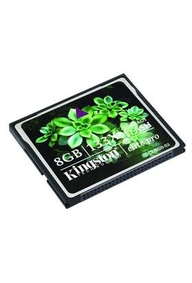 Kingston 8GB Compact Flash Card – Elite Pro CF/8GB-S2