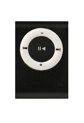 Multifon MP-11 4GB Mini Mp3 Player - Siyah