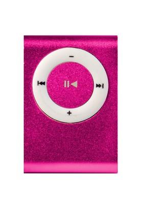 Multifon MP-11 4GB Mini Mp3 Player - Pembe