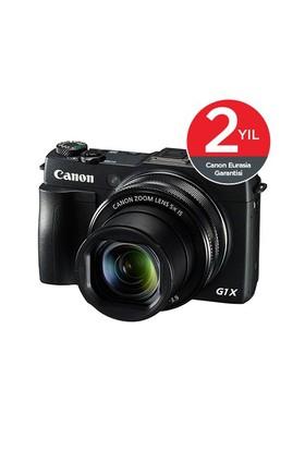 Canon Powershot G1 X Mark II Dijital Fotoğraf Makinesi