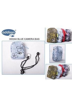 Addison 300243 Koyu Gri Kamera Çantası