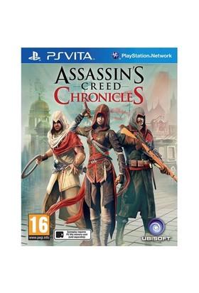 Psvita Assassins Creed Chronıcles