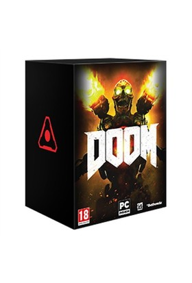 Bethesda Pc Doom Collector Edt.