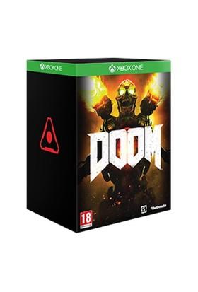 Bethesda Xbox One Doom Collector Edt.