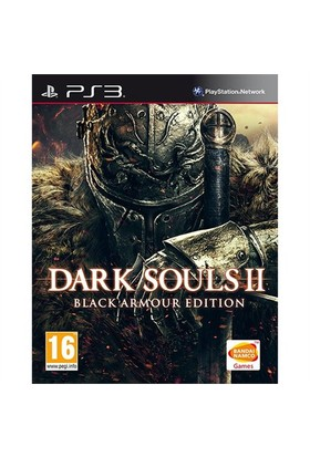 Bandai Namco Psx3 Dark Souls Iı Black Armor Ed.