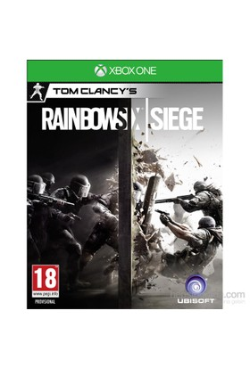 Tom Clancy's Rainbow Six Seige Xbox One