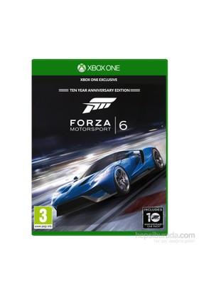 Forza Motorsports 6 Xbox One