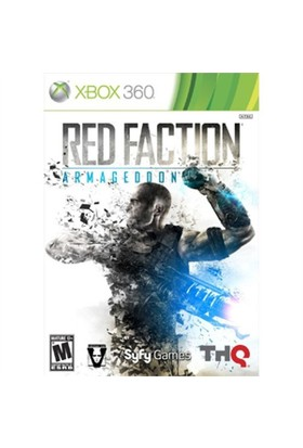 Thq X360 Red Faction Armageddon