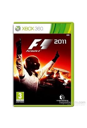 F1 2011 Xbox 360