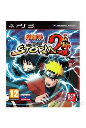 Naruto Ultimate Ninja Storm 2 PS3