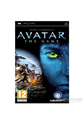 Avatar The Game PSP
