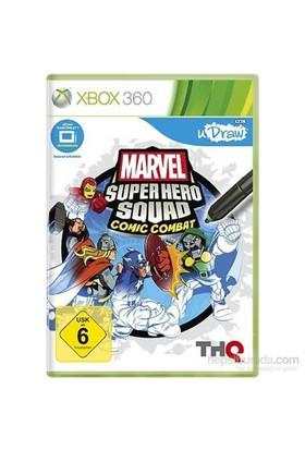 Marvel Super Heroes Squad Comic Combat Xbox 360