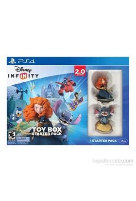 Disney Infinity 2.0 Originals Starter Pack PS4