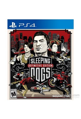 Sleeping Dogs Definitive PS4