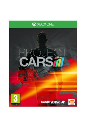 Bandai Namco Xbox One Project Cars