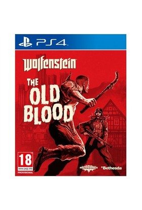 Bethesda Ps4 Wolfenstein: The Old Blood