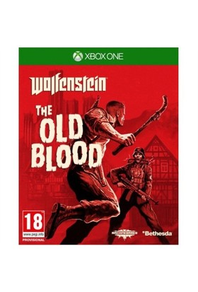 Bethesda Xbox One Wolfensteın: The Old Blood