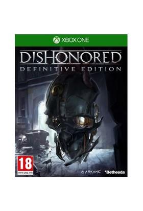Bethesda Xbox One Dıshonored Defınıtıve Edt.