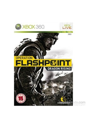 FlashPoint 2 Dragon Rising Xbox 360