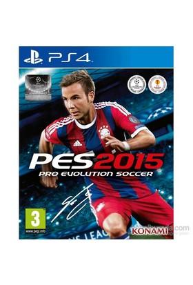 Konami Pes 2015 Ps4 Oyun
