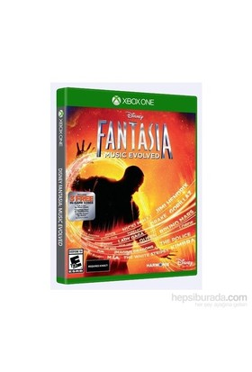 Disney Fantasia Music Evolved Xbox One