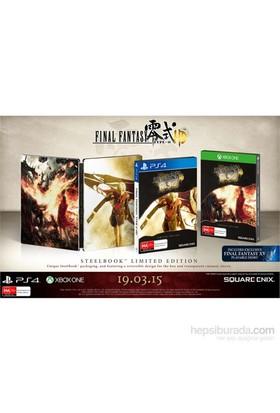 Final Fantasy Type 0 Hd Steelbook Lim Edt Xbox One