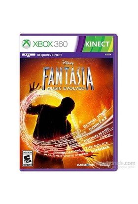 Disney Fantasia Music Evolved Xbox 360