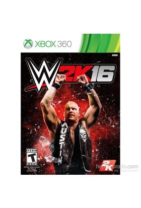 WWE 2K16 Xbox 360