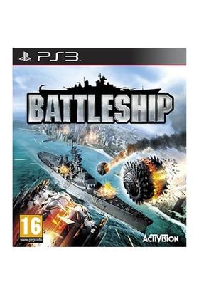 Activision Psx3 Battleship