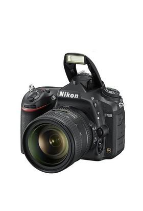 Nikon D750 + 24-85 Mm Lens Fotoğraf Makinesi (İthalatçı Garantili)
