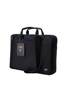 "M&W ColorDAY NB-1537-15--S 13,3""- 15,6"" Siyah Ultrabook &Laptop Çantası"