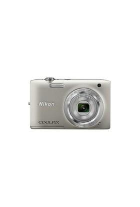 "Nikon Coolpix S2800 20 MP 5x Optik Zoom 2.7"" LCD Ekran Dijital Fotoğraf Makinesi"